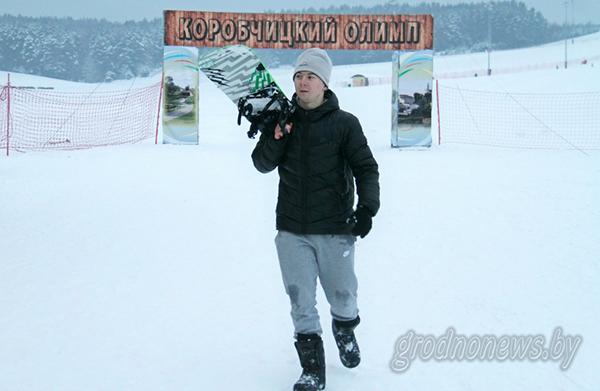 В субботу «Коробчицкий Олимп» посетили около полутысячи человек