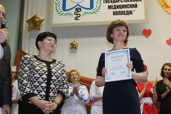 Лучшую медицинскую сестру Гродненщины выбрали в областном центре