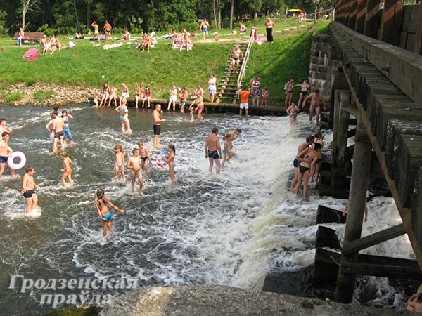 Международный лагерь для молодежи планируют организовать летом на Августовском канале