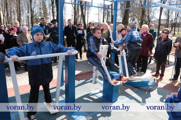 7 апреля в Вороново прошел Всемирный день здоровья