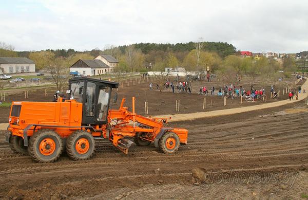 Более 3 миллионов белорусов приняли участие в республиканском субботнике