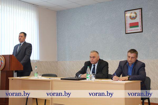 Прямо и откровенно о насущных проблемах говорили на Едином дне информирования в Вороновском районе