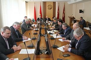 В Гродно прошла сессия областного Совета депутатов