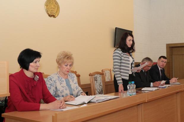 18 мая в Вороновском районе прошёл единый день информирования