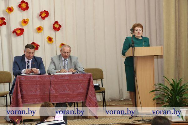Состоялась выездная сессия районного Совета депутатов