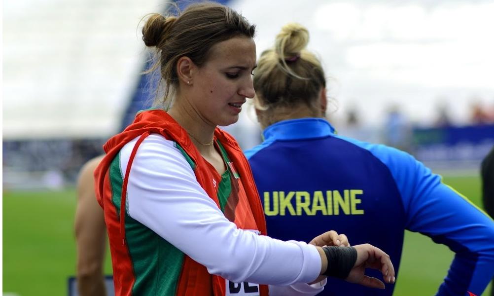 Алена Дубицкая стала лучшей в толкании ядра на командном чемпионате Европы по легкой атлетике во Франции
