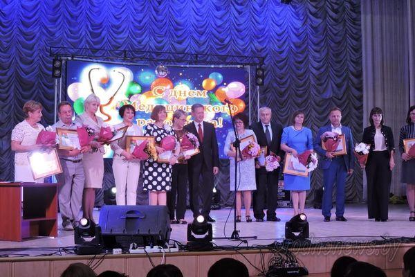 В Гродно прошло торжественное мероприятие в честь Дня медицинских работников