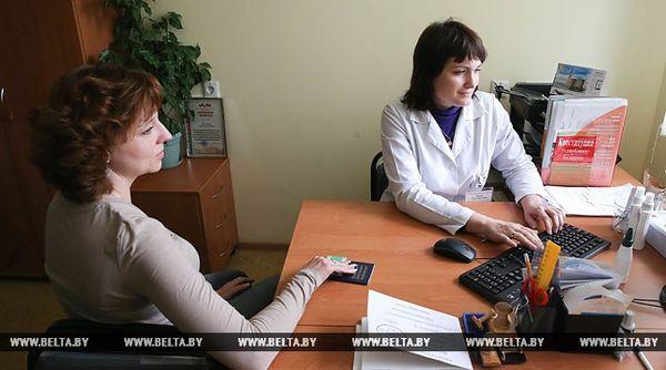 В Беларуси работают 41,5 тысячи практикующих врачей и 125,8 тысячи средних медработников
