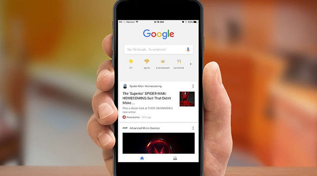 Google запускает персонифицированную ленту новостей