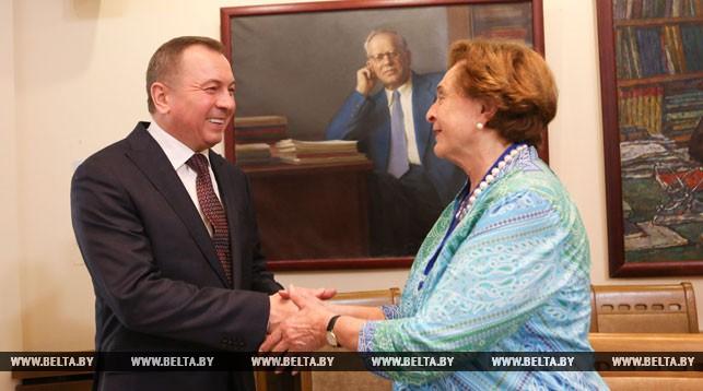 Мероприятие к 215-летию Игната Домейко прошло в МИД Беларуси