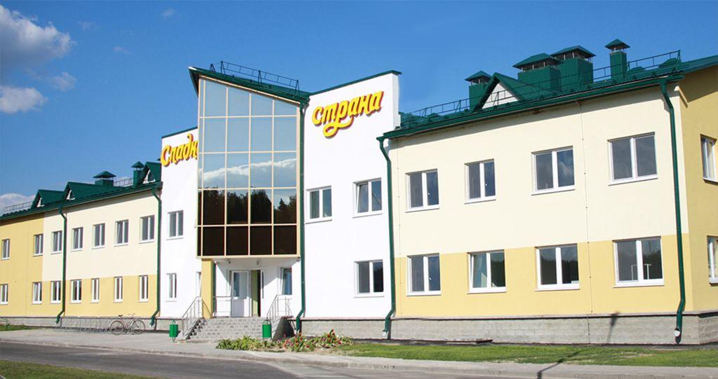 Витебская фабрика «Сладкая страна» к концу лета планирует выпускать до 200 тонн кондитерских изделий