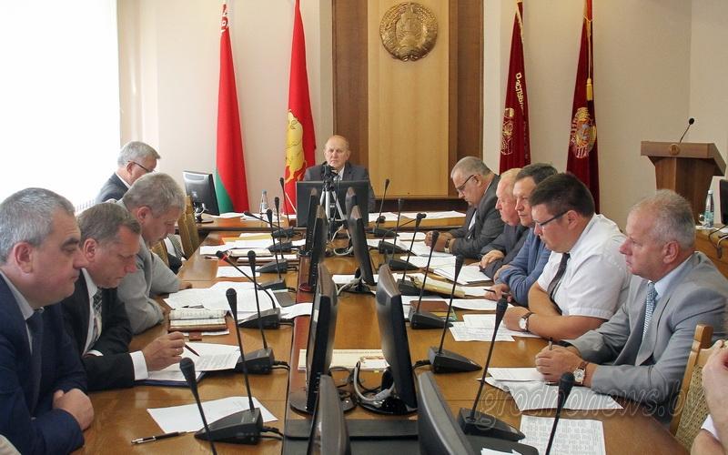 В облисполкоме рассмотрели, как выполняется задание по заготовке и сбору вторичных ресурсов