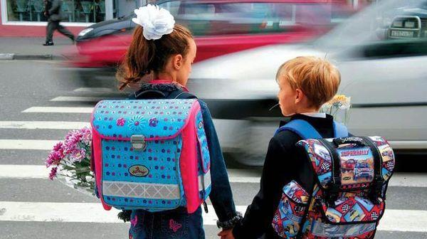 Безопасность детей  на дороге —  забота взрослых!