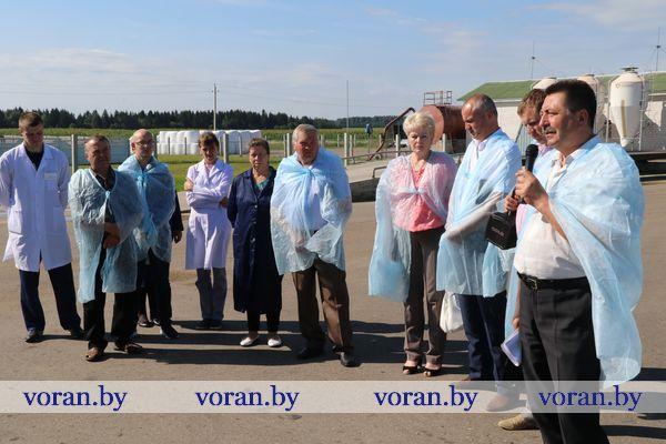 В Вороновском районе прошел семинар-учеба специалистов животноводства