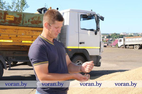Со служебного милицейского авто на МАЗ совхоза «Вороновский» (Дополнено)