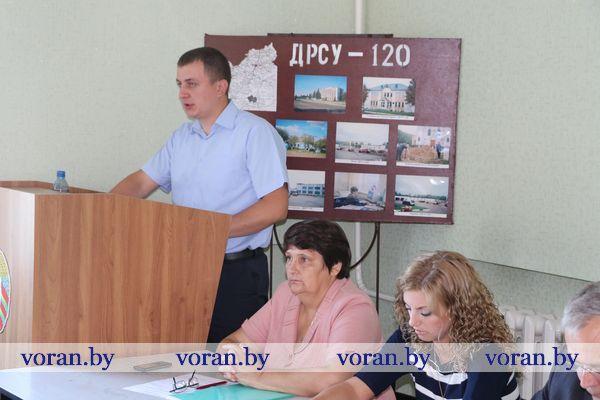 Единый День информирования прошел на Вороновщине
