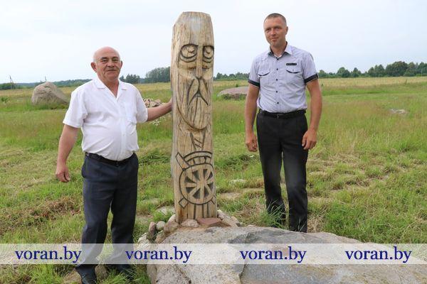 Место притяжения богов и туристов. В музее валунов в Радуни поселился Лесовик…