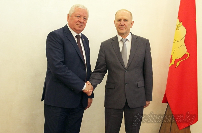 Гродненская область и Молдова рассчитывают удвоить взаимный товарооборот