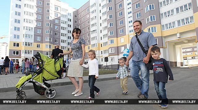 В Беларуси открыто 40 307 депозитных счетов на семейный капитал