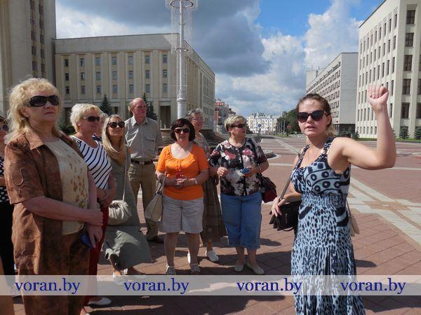 От края до края Беларусь изучая