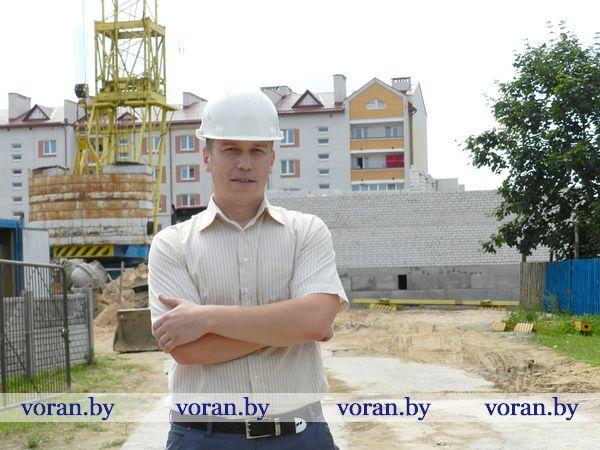 Молодость в строительстве —  не помеха