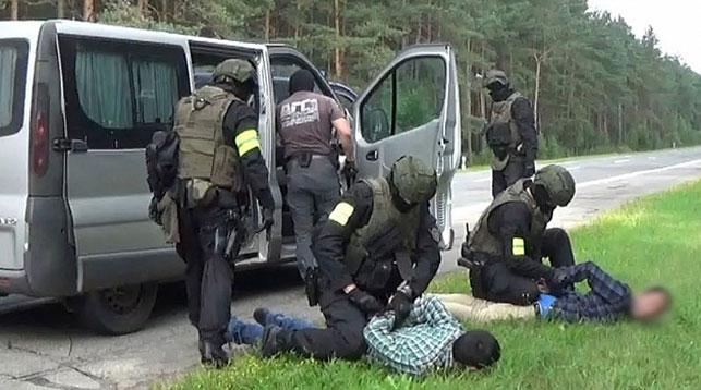 Пресечен канал незаконной транзитной миграции граждан Индии через Беларусь