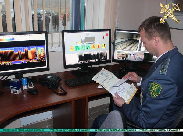 Эффективность использования инспекционно-досмотровых комплексов в Гродненской региональной таможне