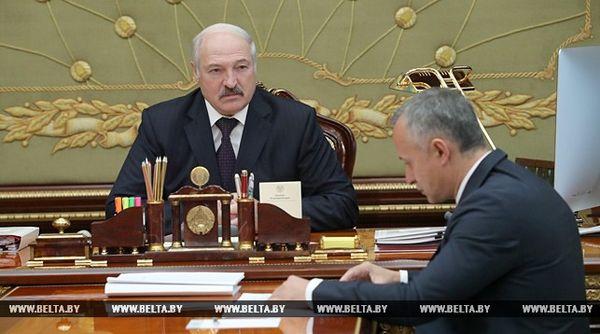 Ключевой документ по либерализации в экономике Беларуси вынесен на рассмотрение Лукашенко