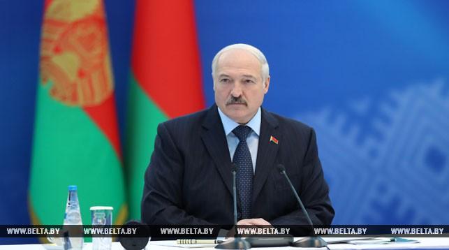 Лукашенко: проведение в Беларуси Евроигр должно еще больше консолидировать нацию