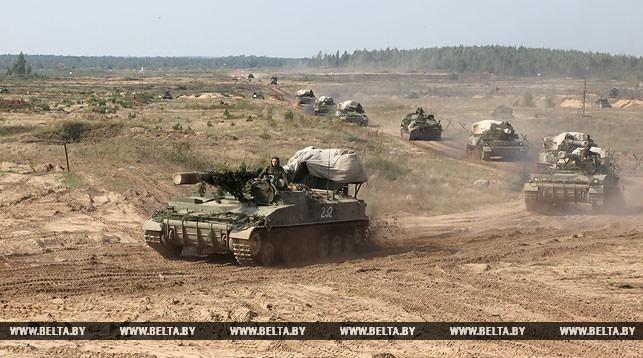 Учение вооруженных сил Беларуси и России «Запад-2017» начинается сегодня