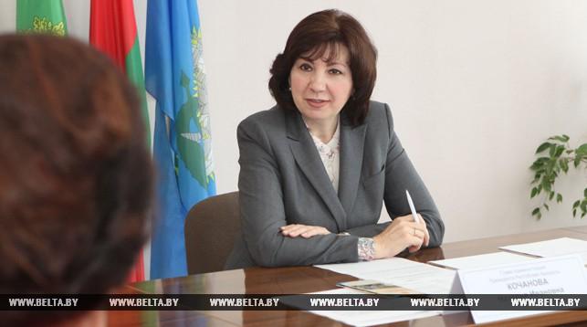 Руководители всех уровней должны как можно чаще встречаться с населением — Кочанова