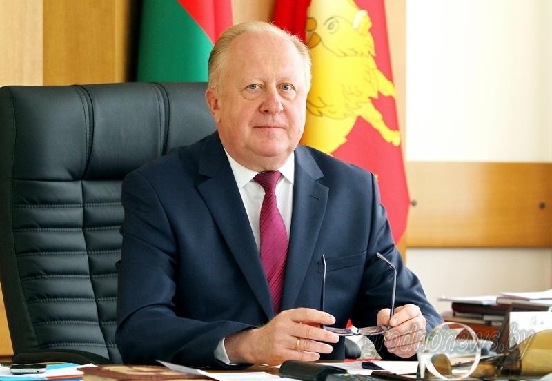 Виктор Лискович: «Общественные организации должны играть более важную роль в решении социальных задач»