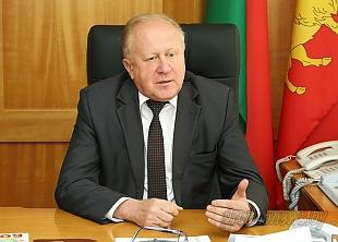 Виктор Лискович: «Реализация Государственных программ позволяет решать волнующие людей вопросы»