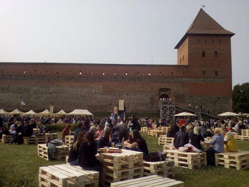 Lidbeer, День города и рыцарский турнир: Лида превратилась в одну большую праздничную площадку (Обновляется)