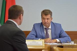 Сергей Ровнейко: «Все государственные службы должны работать прежде всего в интересах людей»