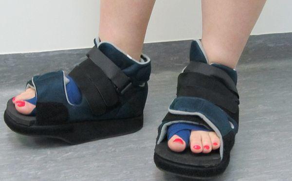 Кому положена бесплатная ортопедическая обувь?