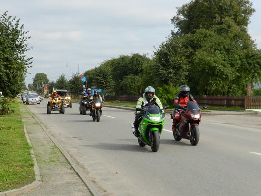 Лидские байкеры посетили Радунский приют (Фоторепортаж. Будет дополнено)
