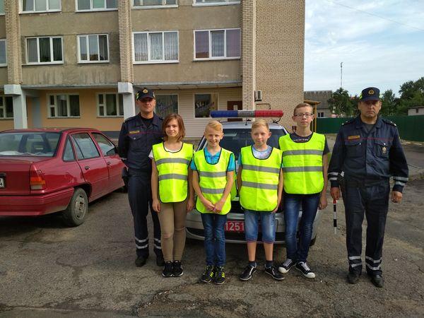 В Вороново прошла акция «В центре внимания — дети».
