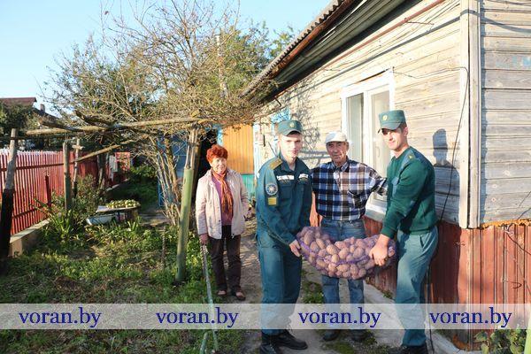 Вести Вороновщины