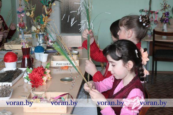 Нескучное время для школьников Вороновского района