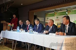 У молодежной организации области новый лидер. Первым секретарем обкома ОО «БРСМ» избран Павел Михалюк