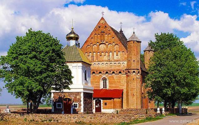 Знаменитая церковь святого Архангела Михаила д.Сынковичи Зельвенского района отмечает 610-летний юбилей