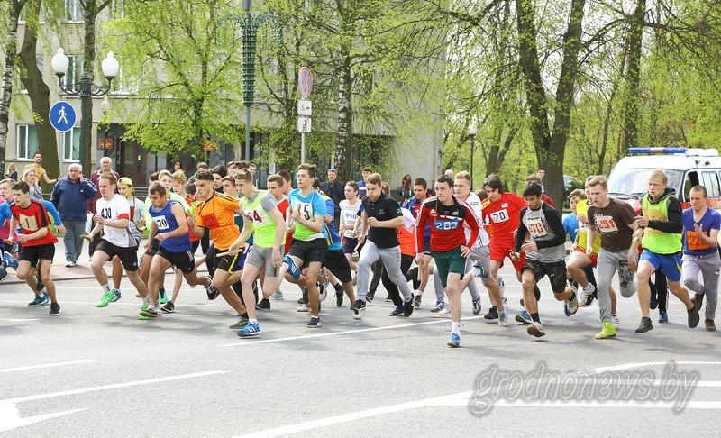 Бегом по улочкам: Grodno Run приглашает всех желающих на легкоатлетический пробег