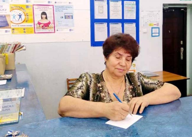 Жители Гродненщины за полторы недели почтовой акции отправили более 760 писем передовикам жатвы