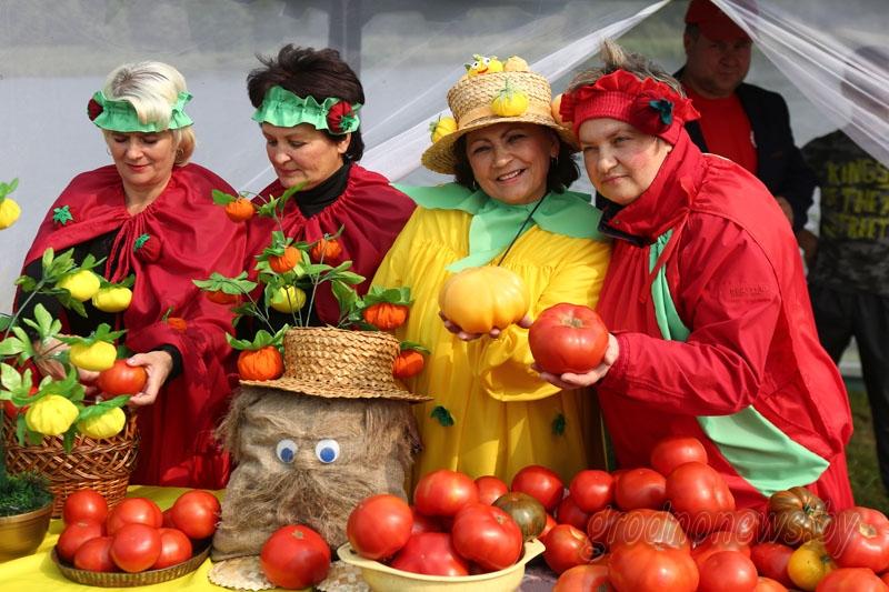 Ивье-де-томатейро: в помидорной столице области Ивье впервые провели брендовый фестиваль