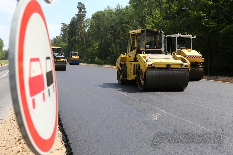 М6: движение по ускорению. На реконструкцию автомагистрали привлекут дополнительные дорожно-строительные организации республики