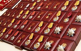 Более ста представителей различных сфер удостоены государственных наград Беларуси