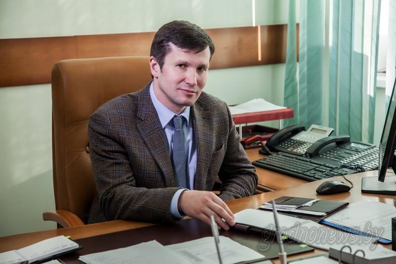 Ректор БГУ Андрей Король рассказал о первых шагах на новом посту и достижениях предыдущего коллектива ГрГУ имени Янки Купалы