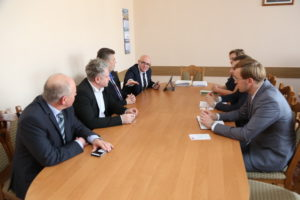 Бизнес-интерес. В Гродно и Лиде побывали представители международной бизнес-ассоциации «HOMO BONUS» Республики Польша