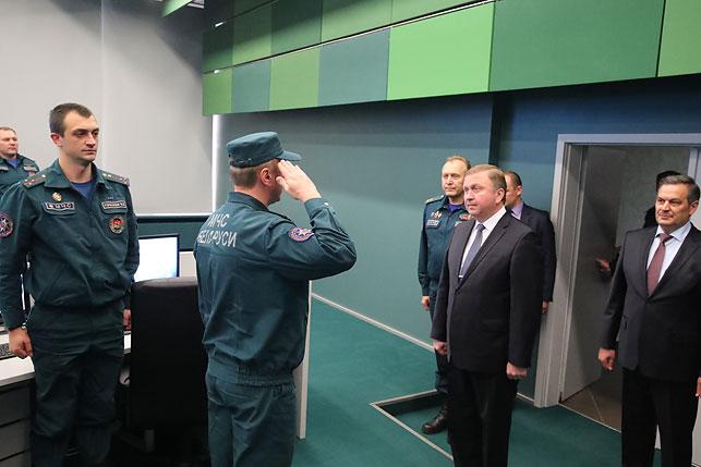 Заседание Комиссии по чрезвычайным ситуациям при Совете Министров под руководством премьер-министра Андрея Кобякова дало старт учениям по реагированию на радиационные аварии в Беларуси